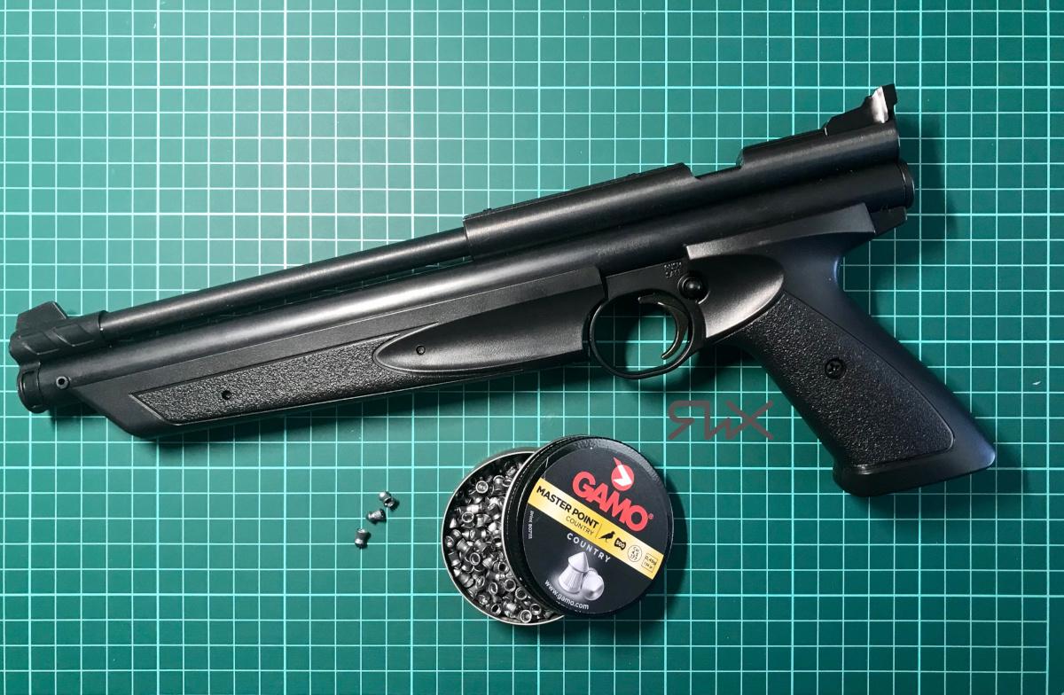 Пистолет Кросман 1377